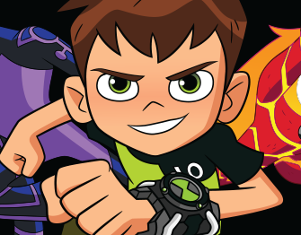 Ben 10 Dream Suite